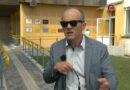 Вице-мэр Лиепаи попробовал город на ощупь (видео)