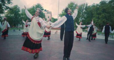 """Лиепая прервала флешмоб """"Jerusalema"""" представив свой танец (видео)"""