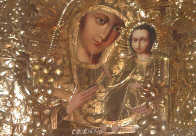 Из Свято-Никольского морского собора похищена икона. Полиция просит отозваться очевидцев