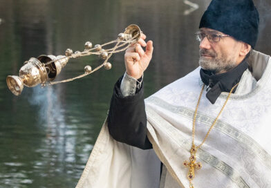 """""""С Крещением Господнем! Все будет хорошо!"""""""