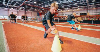 Детей 2013 и 2014 г.р. приглашают на занятия легкой атлетикой