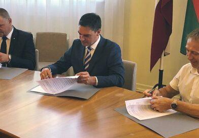 Лиепайская партия заключила коалиционный договор с двумя партиями