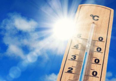 Латвию ждет жара, объявлено желтое предупреждение