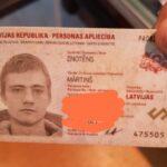 Лиепая: найдена ID-карта