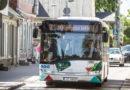 В Лиепае вводят единый проездной для поездок в автобусе и трамвае