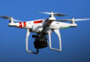 Полиция для контроля за движением на дорогах начала использовать дрон