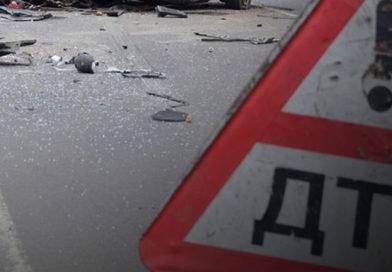На перекрестке ул. Гризупес и Бульвара 14 ноября произошло ДТП