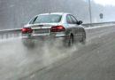 В пятницу ожидаются заморозки, на дорогах возможно обледенение