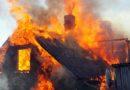Полиция: по подозрению в умышленном поджоге хлева задержан мужчина