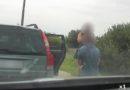 Полицейские стали свидетелями предложения руки и сердца (видео)