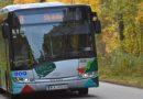 С 1 ноября изменения в графике движения общественного транспорта