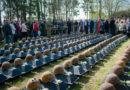 Их было 257: в Курземе перезахоронили останки советских воинов