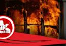 Ģimene pēc ugunsgrēka zaudēja visu – palīdzēsim viniem!
