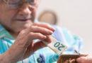 Правительство одобрило выплату 200 евро пенсионерам и людям с инвалидностью