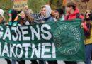 29 ноября на улицы Лиепаи выйдут защитники окружающей среды