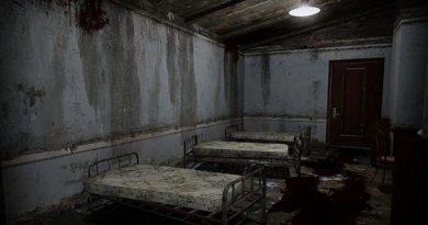 """""""HOSPITAL 2012"""" Nāc un pārvari savas bailes!"""