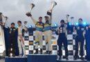 Мартиньш Сескс в Швеции завоевал второе место в группе юниоров
