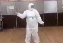 Россия: медики станцевали против коронавируса (видео)