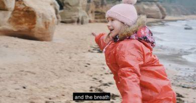 Латвийцы создали эмоциональное видеопослание всему миру (видео)