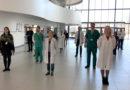 #сидидома! Врачи больницы Страдиня записали эмоциональное обращение