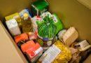 Вновь выдадут продуктовые наборы школьникам из малообеспеченных и многодетных семей