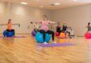 Возобновляют бесплатные занятия гимнастикой для беременных