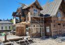 Лиепая: заброшенное здание перестроят в жилой дом