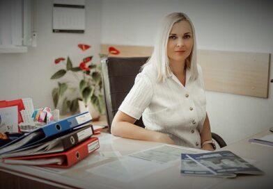 Кристина Яблонская: «Образование – первый шаг в успешное будущее!»