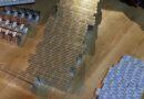 Госполиция, проверив четыре квартиры в Лиепае, обнаружила нелегальные сигареты