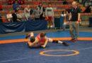 В Лиепае прошел чемпионат Латвии по греко-римской, вольной и женской борьбе (фото)