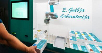В Латвии могут появиться автоматы для сбора образцов анализов