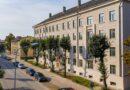 В октябре в Лиепае сдадут в эксплуатацию новый жилой дом