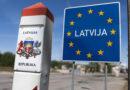 За отказ регистрироваться в системе контроля Covid-19 при въезде в Латвию грозит штраф