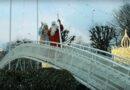 Дед Мороз и Снегурочка подарили лиепайчанам праздник