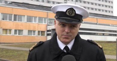 Оркестр Морских сил устроил концерт для медиков и пациентов больницы (видео)