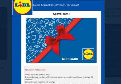 Мошенники от лица Lidl и IKEA распространяют ложную информацию