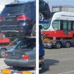 К нам едут еще несколько новых трамваев: фото сделано в Германии