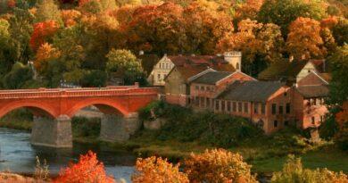 Маршрут выходного дня: золотая осень в Кулдиге